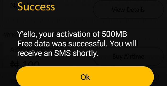 How To Get Free 500MB From MTN Via MyMTN App » AndroidTechVilla